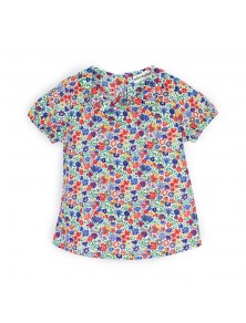 Milou & Pilou Blue Liberty Shirt